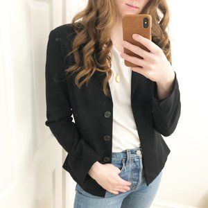 Stunning Hugo Boss Julia Wool Blend Blazer Jacket